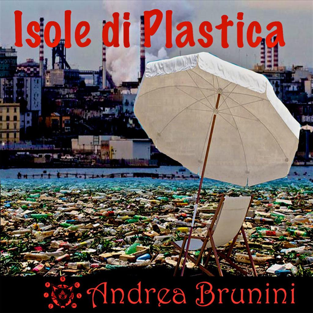 """La copertina del nuovo singolo """"Isole di Plastica"""""""