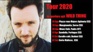 Andrea Brunini Sardegna Tour 2020